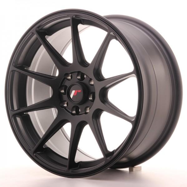 JR Wheels JR11 17x8,25 ET35 4x100/114,3 Matt Black