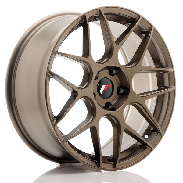 JR Wheels JR18 19x8,5 ET40 5x112/114,3 Matt Bronze
