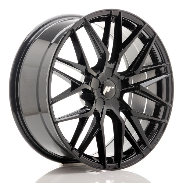 JR Wheels JR28 20x8,5 ET20-40 5H BLANK Gloss Black