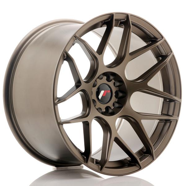 JR Wheels JR18 19x11 ET25 5x114/120 Matt Bronze