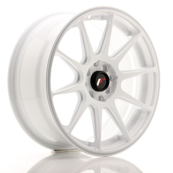 JR Wheels JR11 17x7,25 ET35 4x100/114,3 White