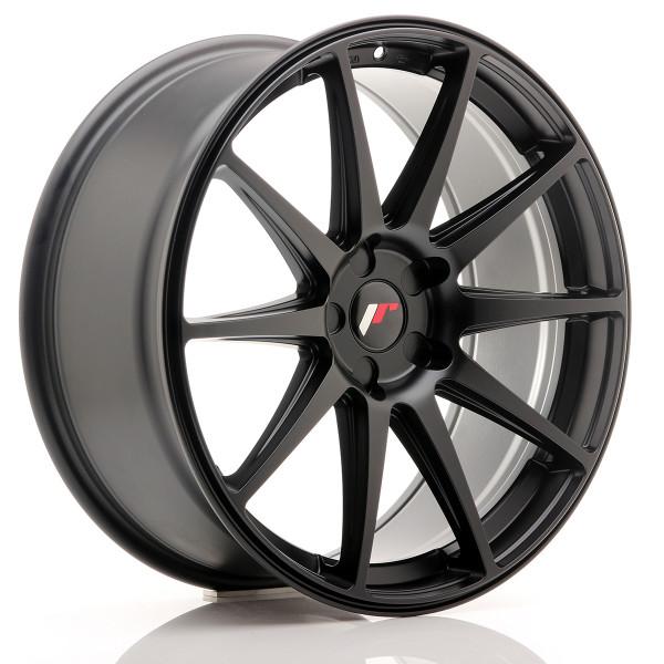 JR Wheels JR11 20x8,5 ET35 5H Blank Matt Black