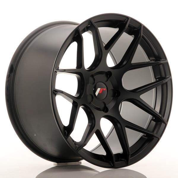 JR Wheels JR18 20x11 ET20-32 5H BLANK Matt Black