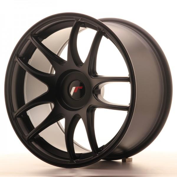 JR Wheels JR29 18x9,5 ET20-47 BLANK Matt Black