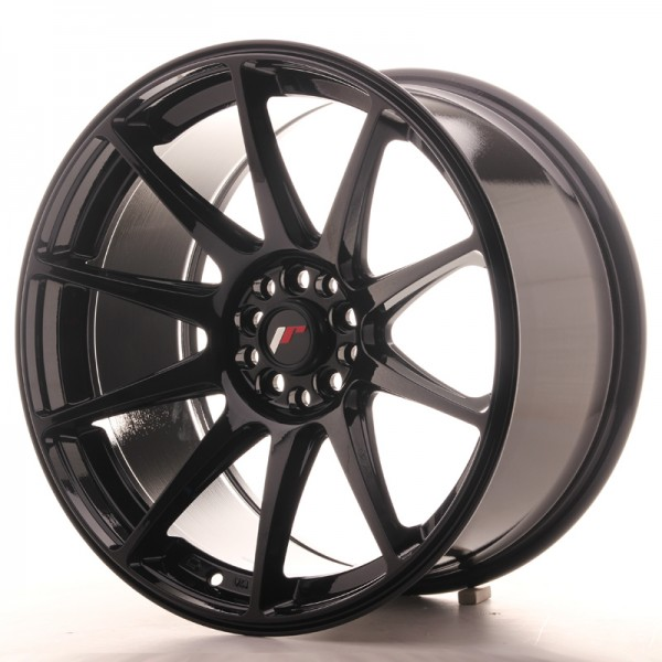 JR Wheels JR11 18x9,5 ET30 5x112/114 Gloss Black