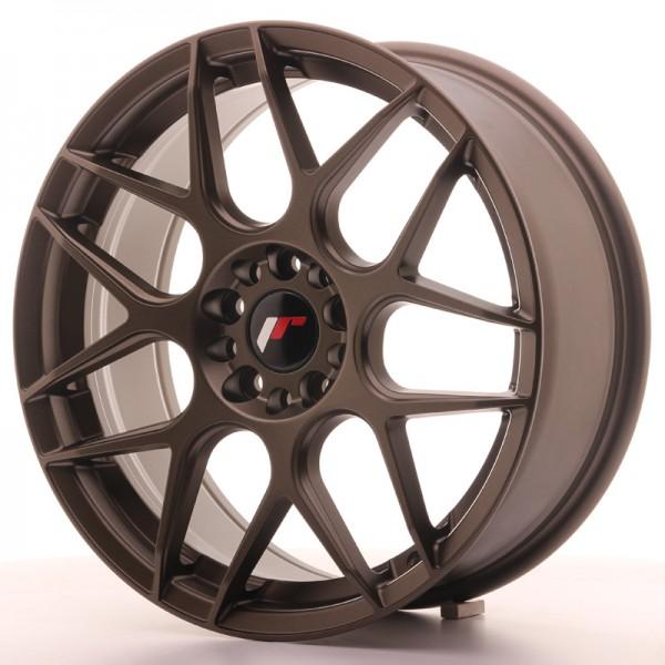 JR Wheels JR18 18x7,5 ET35 5x100/120 Matt Bronze
