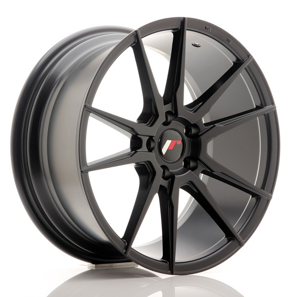 JR Wheels JR21 18x8,5 ET40 5x112 Matt Black