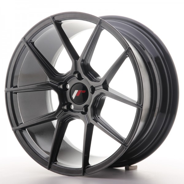 JR Wheels JR30 18x8,5 ET35 5x120 Hyper Black