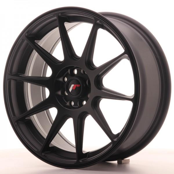 JR Wheels JR11 17x7,25 ET35 4x100/114,3 Matt Black