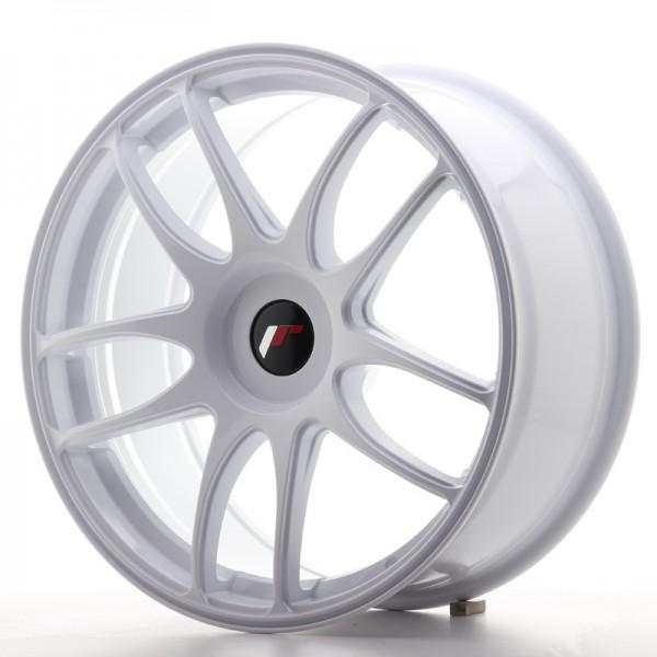 JR Wheels JR29 19x8,5 ET35-48 BLANK White