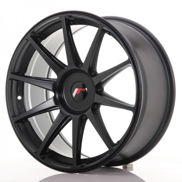 JR Wheels JR11 19x8,5 ET25-40 BLANK Matt Black