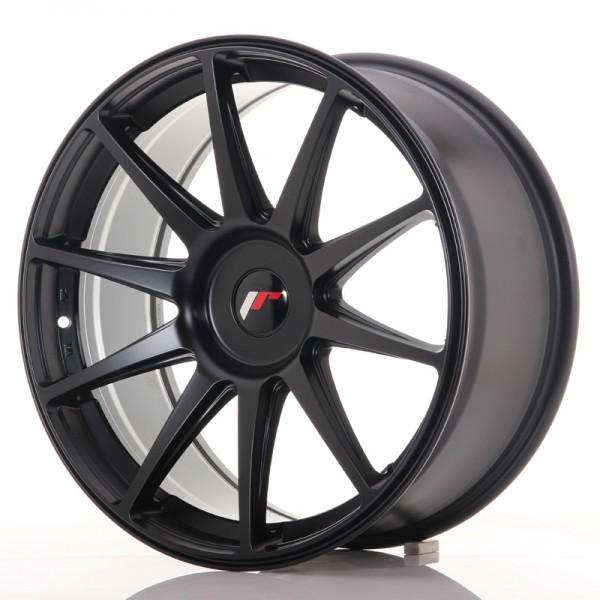 JR Wheels JR11 19x8,5 ET25-40 BLANK Matt Black