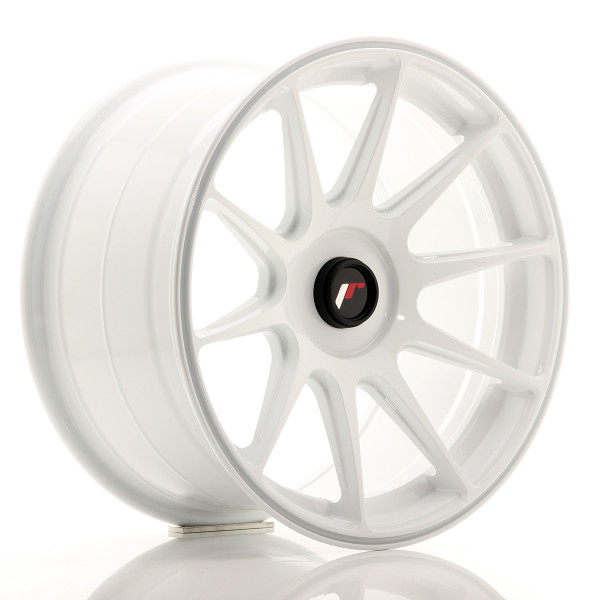 JR Wheels JR11 17x9 ET25-35 BLANK White