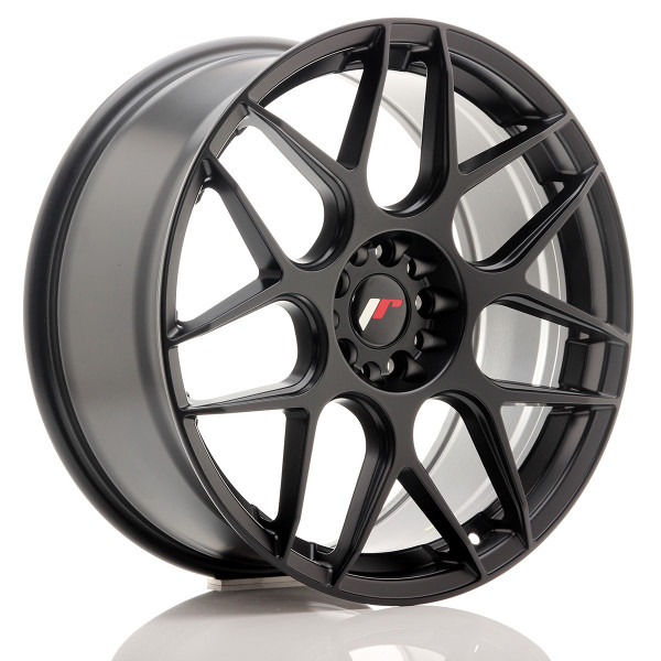 JR Wheels JR18 19x8,5 ET40 5x112/114,3 Matt Black