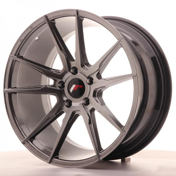 JR Wheels JR21 19x9,5 ET20 5x120 Hyper Black