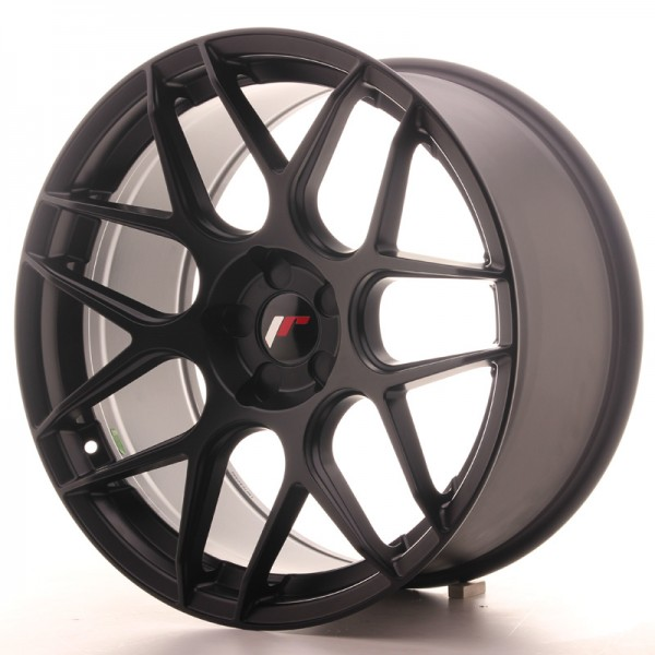 Japan Racing JR18 19x9,5 ET35 5H Blank Matt Bla