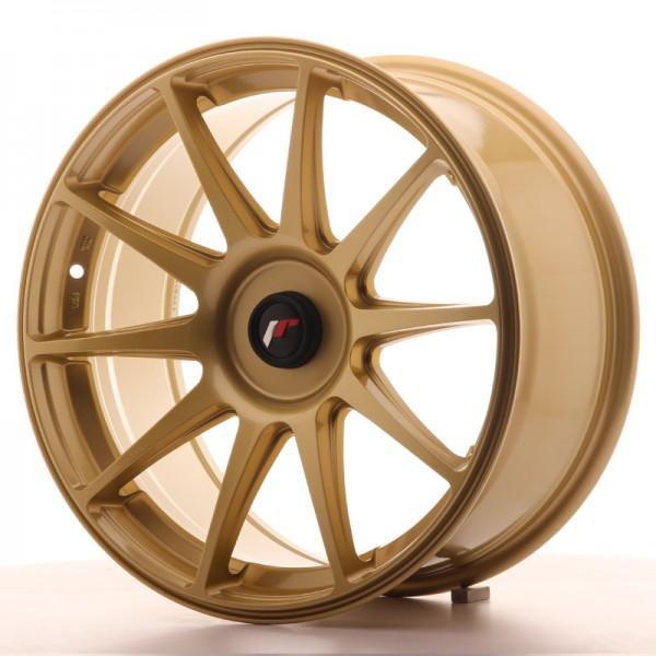 JR Wheels JR11 18x8,5 ET35-40 BLANK Gold