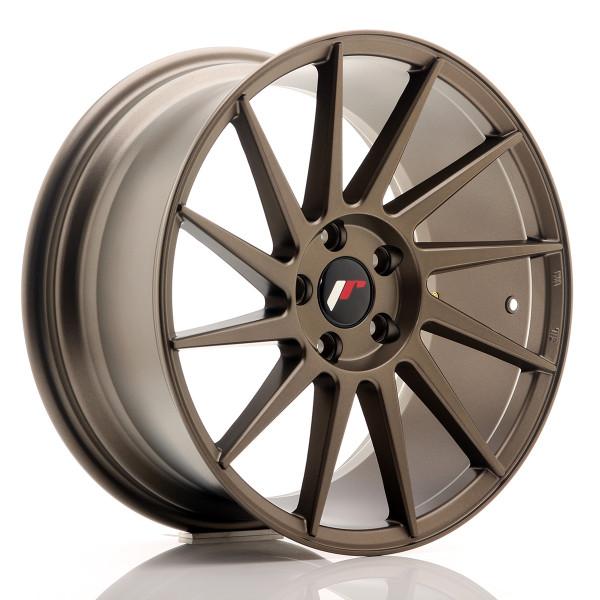 JR Wheels JR22 18x8,5 ET40 5x112 Matt Bronze