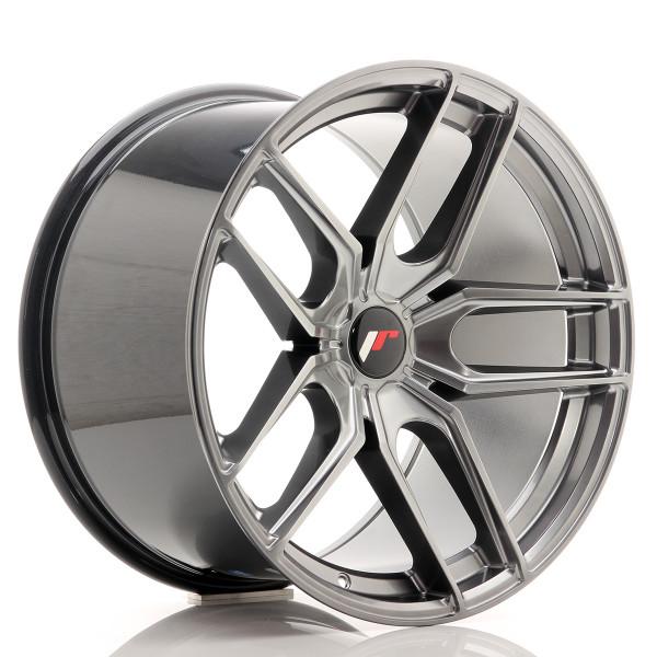 JR Wheels JR25 19x11 ET20-40 5H BLANK Hyper Black