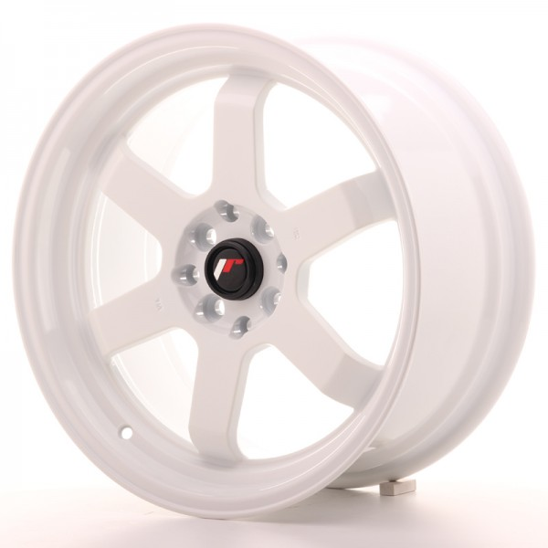 Japan Racing JR12 17x8 ET33 4x100/114 White