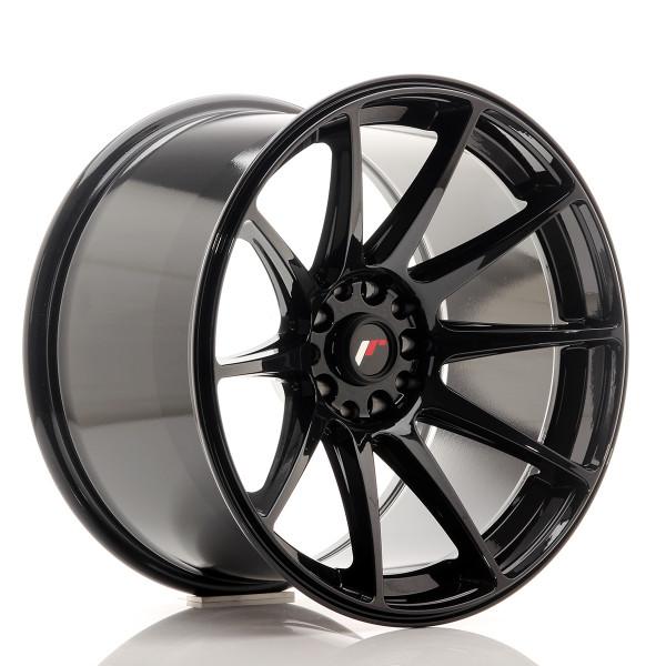 JR Wheels JR11 18x10,5 ET0 5x114/120 Gloss Black