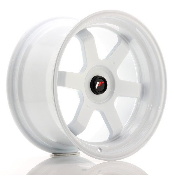 JR Wheels JR12 17x9 ET25 BLANK White