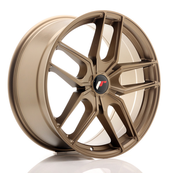 JR Wheels JR25 19x8,5 ET20-40 5H BLANK Bronze