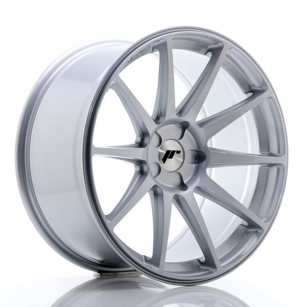 JR Wheels JR11 19x9,5 ET35 5H BLANK Hyper Silver