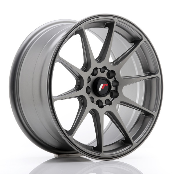 JR Wheels JR11 17x8,25 ET35 5x100/108 Matt Gun Metal