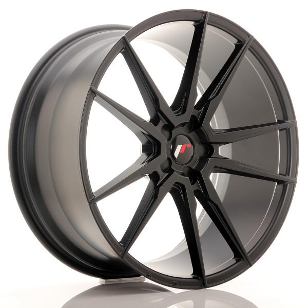 JR Wheels JR21 22x10,5 ET15-52 5H BLANK Matt Black
