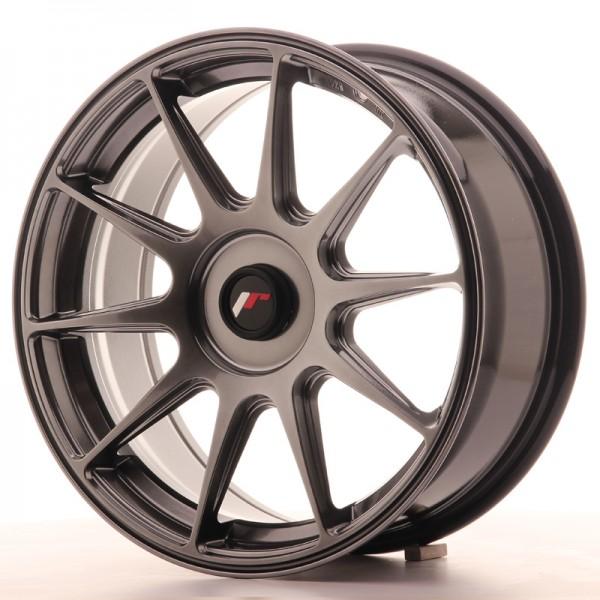 JR Wheels JR11 17x7,25 ET35-40 BLANK Hyper Black