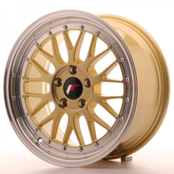 Japan Racing JR23 17x8 ET40 5x112 Gold