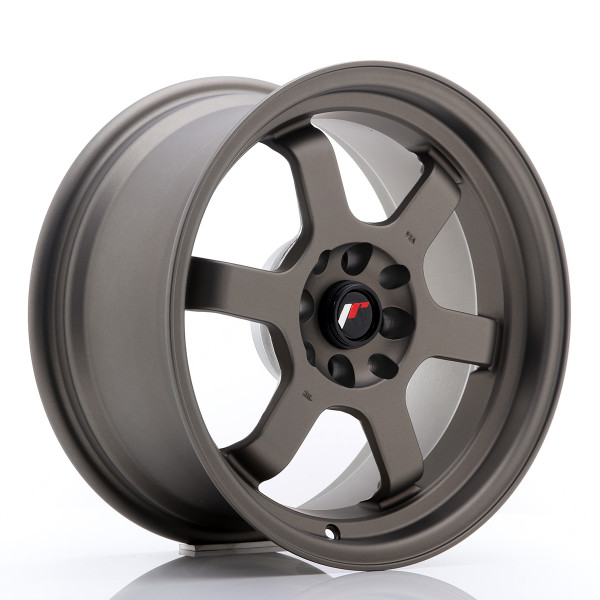 JR Wheels JR12 16x8 ET15 4x100/114 Bronze