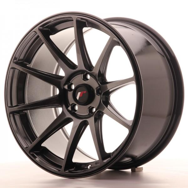 JR Wheels JR11 18x9,5 ET30 5x100 Dark Hyper Black