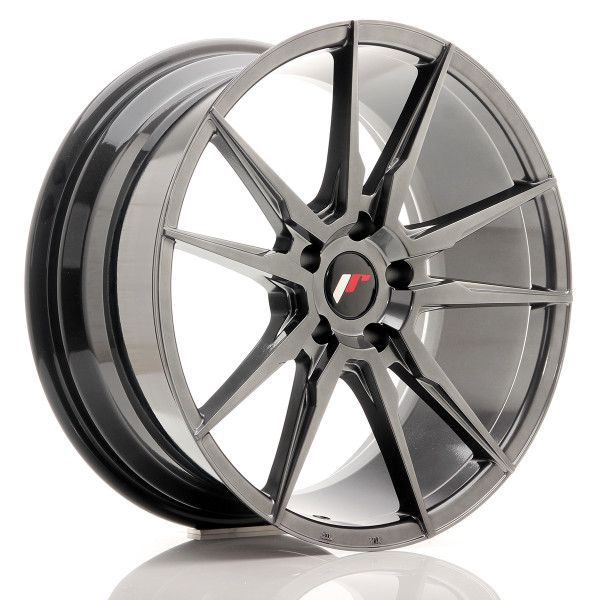 JR Wheels JR21 19x8,5 ET20 5x120 Hyper Black