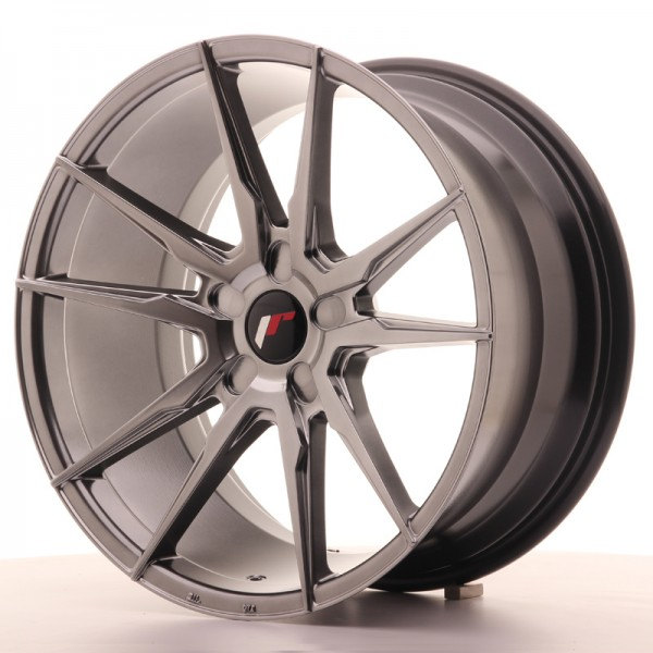 JR Wheels JR21 19x9,5 ET35-40 5H BLANK Hyper Black
