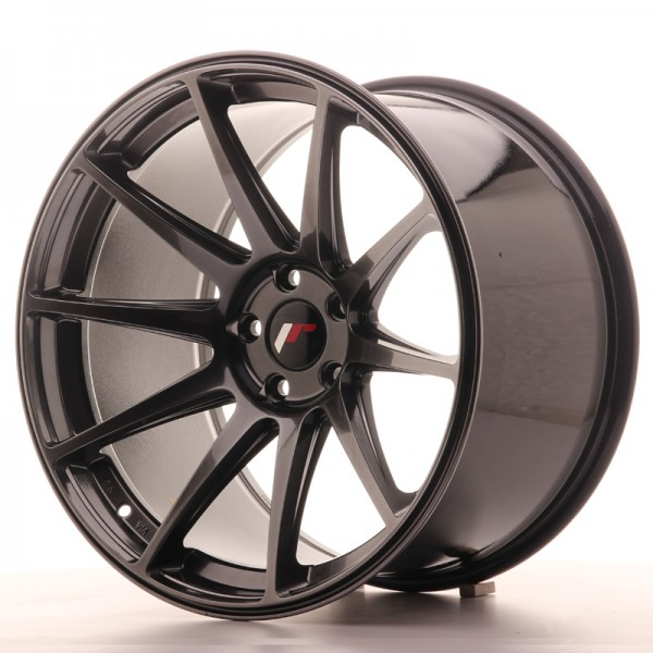JR Wheels JR11 19x11 ET25 5x120 Hyper Black