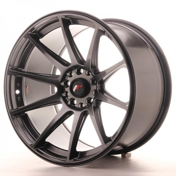 JR Wheels JR11 18x10,5 ET0 5x114/120 Dark Hyper Black
