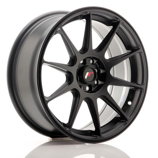 JR Wheels JR11 17x7,25 ET25 4x100/108 Matt Black
