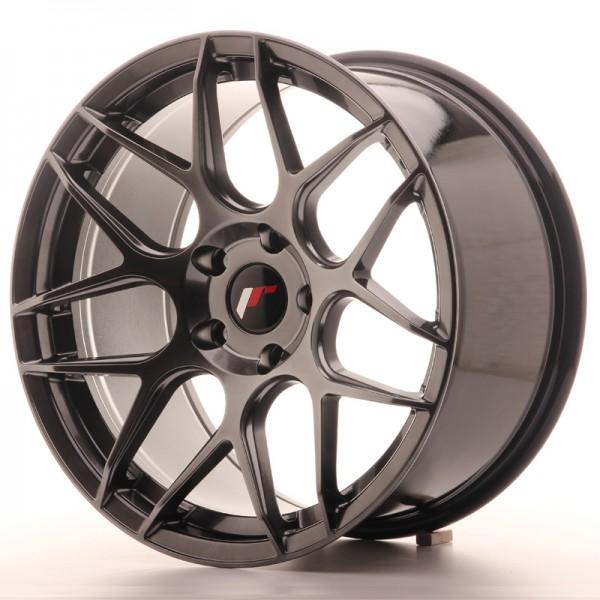 JR Wheels JR18 18x9,5 ET35 5x120 Hyper Black