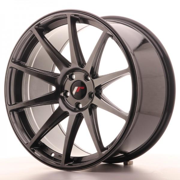 JR Wheels JR11 20x10 ET40 5x112 Hyper Black