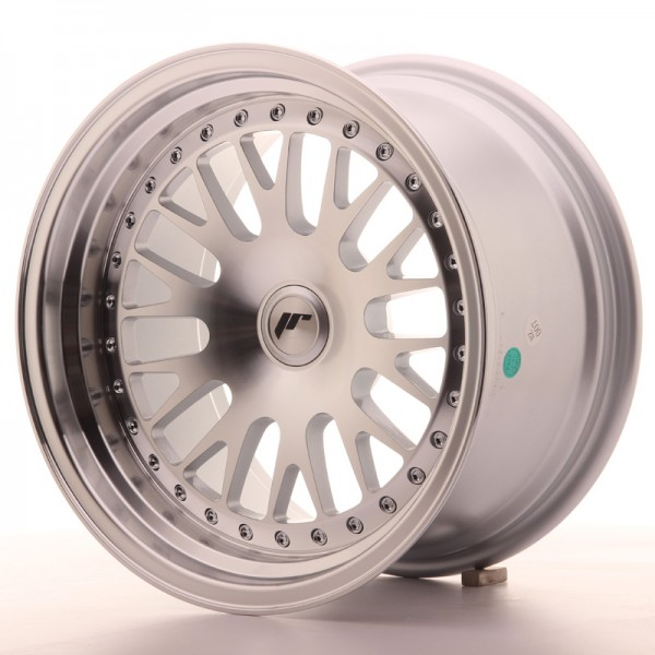 Japan Racing JR10 16x9 ET20 Blank Machined Sil