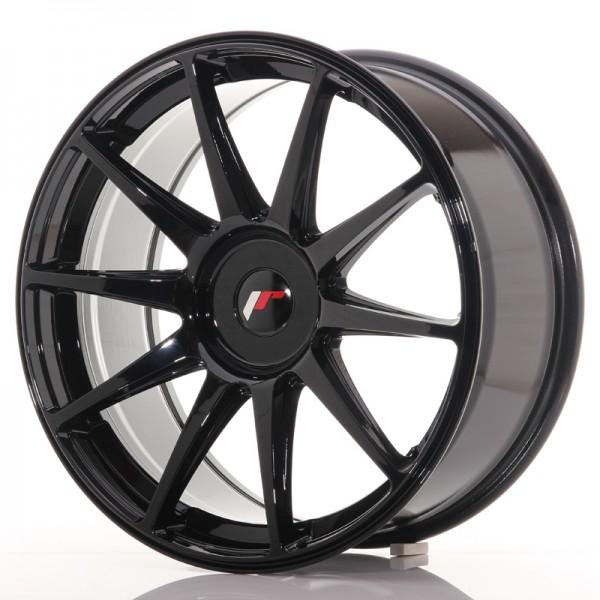 JR Wheels JR11 19x8,5 ET35-40 BLANK Gloss Black