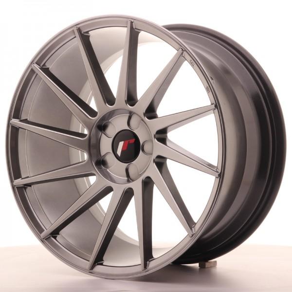 JR Wheels JR22 19x9,5 ET20-40 5H BLANK Hyper Black