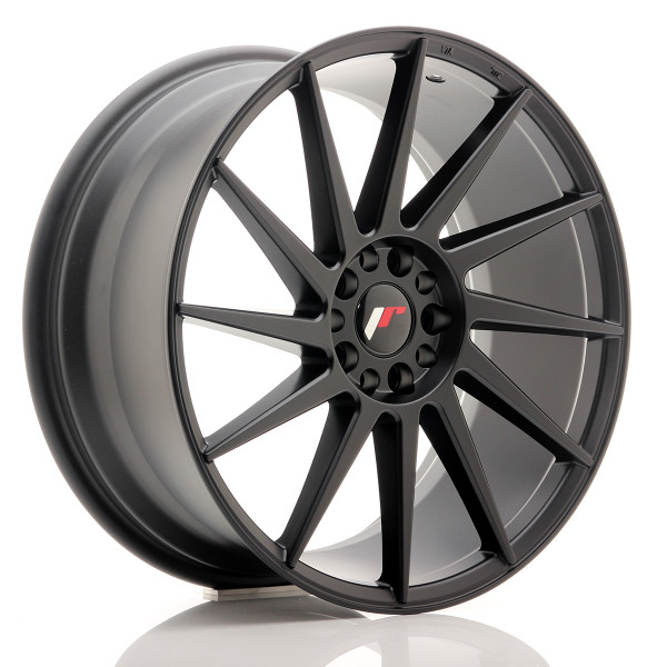 JR Wheels JR22 19x8,5 ET40 5x112/114 Matt Black