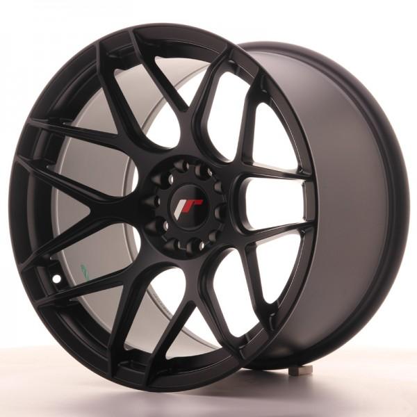 JR Wheels JR18 18x10,5 ET22 5x114/120 Matt Black