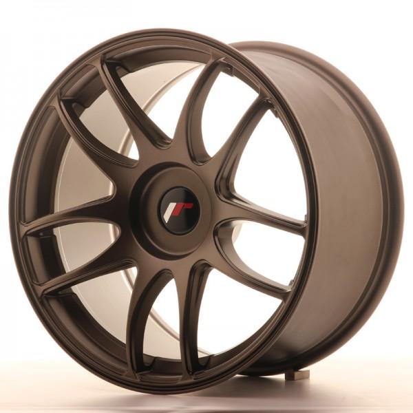 JR Wheels JR29 18x9,5 ET20-47 BLANK Matt Bronze