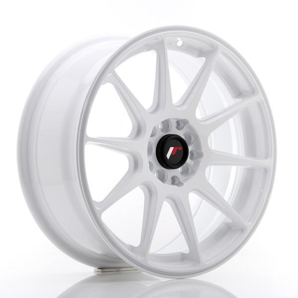 JR Wheels JR11 17x7,25 ET35 5x112/114,3 White
