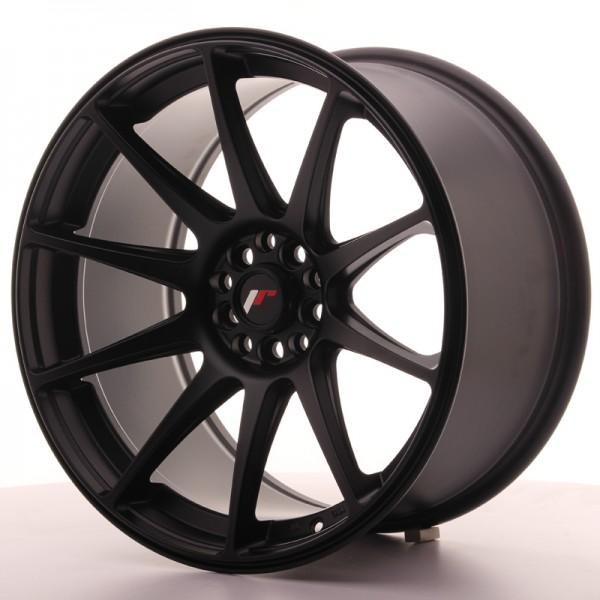 JR Wheels JR11 18x9,5 ET30 5x112/114 Flat Black