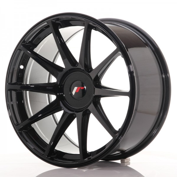 JR Wheels JR11 19x9,5 ET22-35 BLANK Gloss Black